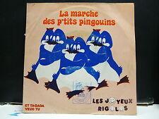LES JOYEUX RIGOLOS La marche des p'tits pingouins SERIE TV 13363
