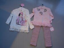 WI 12/13 - Pampolina Magic Rosa Pantalón, rosa de rayas talla 146