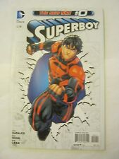 November 2012 DC Comics Superboy #0 The New 52 <NM> (JB-87)