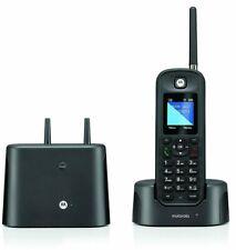 Motorola O2 1-Handset Digital Cordless Telephone with Answering Machine