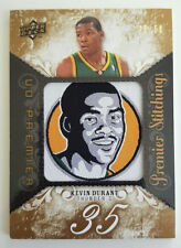 2008-09 Upper Deck Premier Stitchings Kevin Durant #46/50