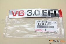 Toyota 4Runner Pickup Truck T100 V6 3.0L 3VZE Engine Decal Genuine 11291-65010