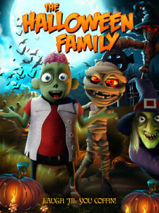 The Halloween Family [New DVD]