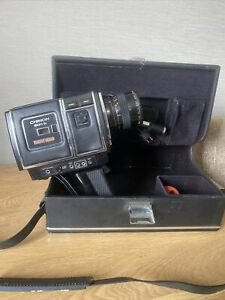 Vintage Chinon 805 S Direct Sound & carrying case - Instructions Etc - Prop?