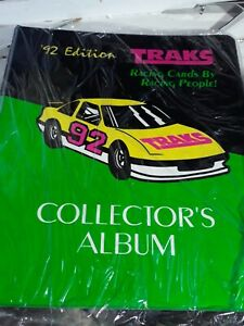 TRAKS 1992 Edition Collector's Album AND  Factory 1st print FACTORY SET