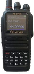 WOUXUN KG-UV8 H RTX VHF/UHF 999 memorie FULL DUPLEX-CROSS BAND 10 WATT  23031
