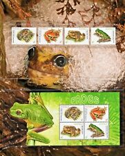 AUSTRALIA 2018-FROGS POST OFFICE  PACK  MUH