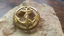 Insigne de béret troupes de marine  - Fabrication  Béraudy-Vaur