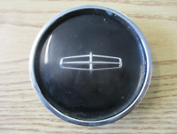 One factory center cap for Lincoln wire spoke 15 inch hubcap wheel cover