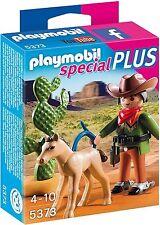 5373 Vaquero con potro año 2015 playmobil,,especial,western,cowboy