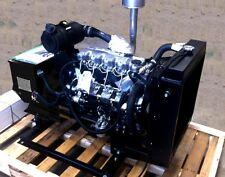 Isuzu 20 KW Diesel Generator 5yr/5000hr warranty