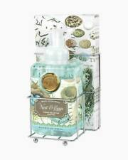Michel Design Works Scented Foaming Hand Soap & Napkin Caddy Set Nest & Eggs NIB