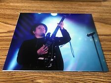 Patrick Stump autographed 8x10 Photo Fall Out Boy Andy Pete Joe American Rock