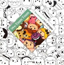 Disney Adult Colouring Book Cute Nemo Goofy Bambi Mini Dumbo Tsum Tsum Babies