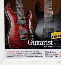 (GC678) Git #328 May 2010 - Guitarist Magazine CD