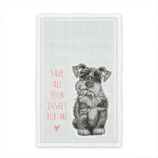 Save All Your Dishes For Me Tea Towel