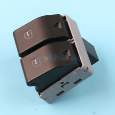 ELECTRIC WINDOW DOUBLE SWITCH BUTTON REAR For VW Polo