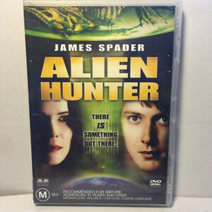 Alien Hunter  (DVD, 2003) Region 4 PAL