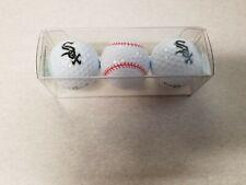 Chicago White Sox Golf Ball Gift Set Top Flite