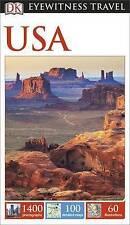 DK Eyewitness United States Travel Guides in English