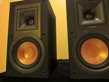 KLIPSCH REFERENCE R-15M HIGH EFFICIENCY (340W) BOOKSHELF SPEAKERS