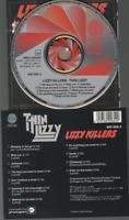 Thin Lizzy Killers CD ALBUM west germany vertigo watermelon pressing