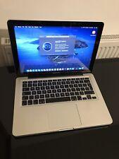 """MacBook Pro 13"""" (Mid 2012) 2.9GHz Intel Core i7, 8GB RAM, 500GB SSD"""