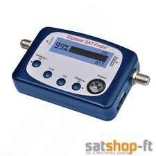 Satfinder SF 2500 HDTV HD Digital SAT Finder Messgerät / ton F-Kabel + Kompass