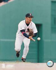 Nomar Garciaparra Boston Red Sox LICENSED Baseball 8x10 Photo
