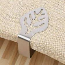 4X Table Cloth Cover Metal Clip BBQ Garden Dining Curtain Party Clamp Holders