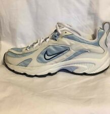 Nike Xccelerator TR Running Shoes White/Blue Athletic Sport Training NEW w/Box 7