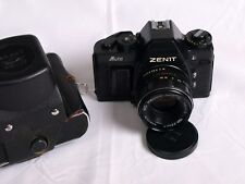 Fotocamera russa ZENIT macchina + MC HELIOS 44m - 4, funziona bene