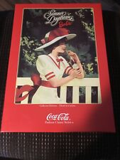 1997 Coca Cola Summer Daydreams Barbie Collector Edition 3rd in Series MINT