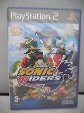 SONIC RIDERS  para playstation 2