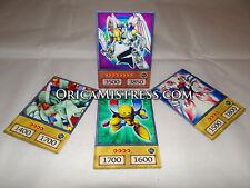 Yu-Gi-Oh! Custom Anime Orica - MAGNET WARRIORS - 4 Card Set