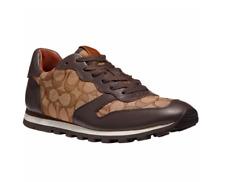 Coach C125 Runner Sneaker 7.5 NIB