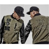 Men's Nike Lab x Mo' Wax Destroyer Jacket - Size Medium - 686119 222 RETAIL $600