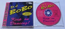 DJ Bobo - Keep on Dancing Maxi CD Single Classic Club Mix