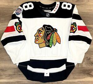 Patrick Kane Chicago Blackhawks 2016 Stadium Series NHL Hockey Jersey Authentic