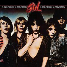 GIRL -  Sheer Greed / Live In Osaka '82  -  2 CDs  ( 2019 ) digipak