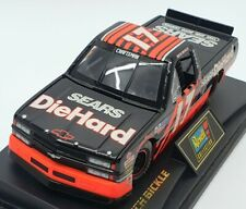 Revell 1/24 Scale 3857 -1997 Stock Pickup Chevy #17 R.Bickle Nascar - Black