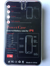 iPhone 6 6s External Batery Power case 7000 mAh powerfull exetended battery Case