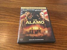 The Alamo DVD Widescreen Dennis Quid Billy Bob Thornton Jason Patrick