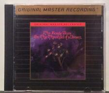 The Moody Blues - On The Threshold Of A Dream  MFSL Gold CD (Remastered)