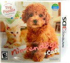 Nintendogs + Cats: Toy Poodle and New Friends (World Edition)