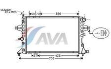 AVA COOLING SYSTEMS Radiador OLA2329