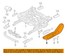 Lincoln FORD OEM 15-16 MKZ Seat Track-Valance Left DP5Z5462187AC