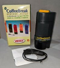 Cool little Velox Coffee Break car espresso/coffee maker - brand NEW¡