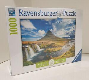 Ravensburger Jigsaw Premium Puzzle 1000 Piece Nature Edition No. 4 Germany 2015