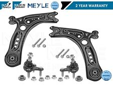 FOR A3 S3 VW GOLF MK7 LEON 2012- MEYLE FRONT LEFT RIGHT CONTROL ARM BALL JOINTS
